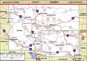 road map of wyoming and colorado wyoming subway map map travel vacations