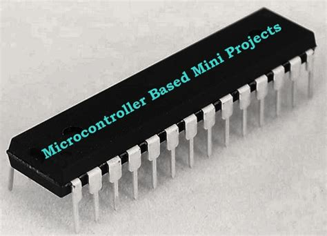 microcontroller based mini projects ideas  engineering students