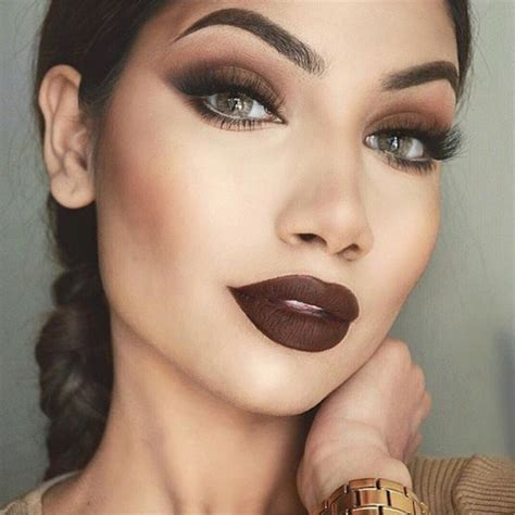 Lipstik Brown make up matte lipstick brown jenner mylifeaseva