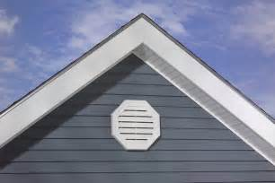 Gable vents professional installation work guaranteed