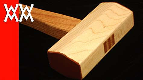 woodworkers mallet build wood mallet pdf woodworking