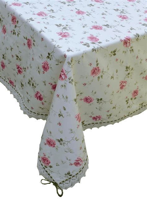 Handmade Tablecloth - handmade tablecloth with motif tablecloths