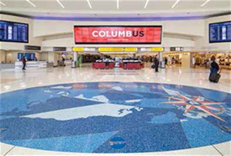 port columbus int l invests in existing facilities