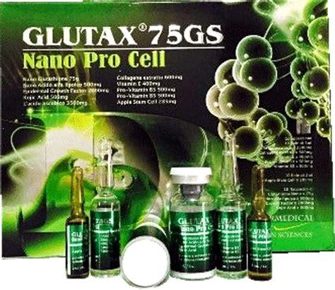 Glutax Nano Pro Cell 75gs nano pro cell glutathione skin whitening http www