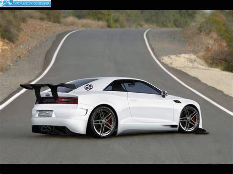 Audi Quattro Horsepower by Audi Quattro By Horsepower Virtualtuning It