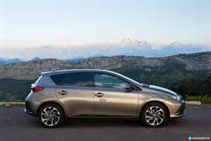 Toyota Auris Toyota Auris Hybrid To The Test What Is The Hybrid More