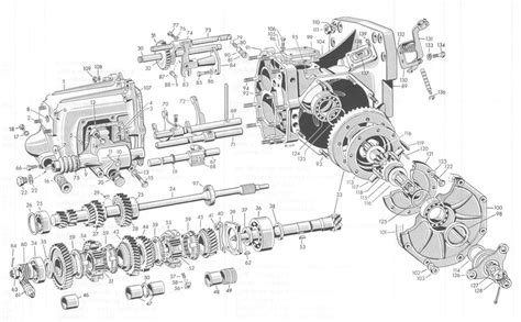 motor repair manual 1957 bmw 600 auto manual service manual exploded view 1957 bmw 600 manual transmission service manual exploded view