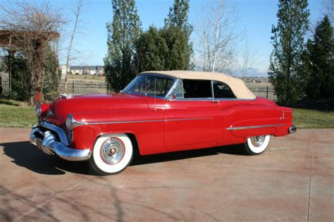 1950 Oldsmobile 98 Convertible for sale: photos, technical ...