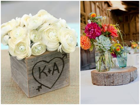 how to make your own wedding centerpieces inspired by diy centerpieces