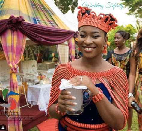 Traditional Wedding Photos by Igbo Traditional Wedding Brides Grooms And Bridesmaids