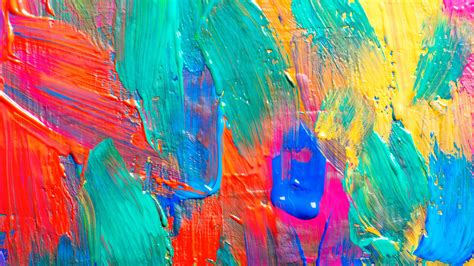paint colorful colorful paint textures wallpaperhdc com