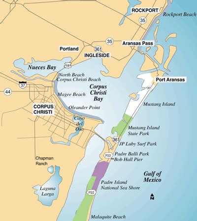 city map of corpus christi texas corpus christi texas map and corpus christi texas satellite image