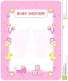 baby shower card for stock vector image of clip