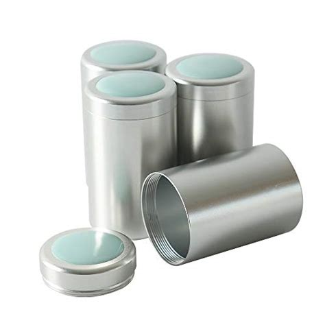 tea tins with airtight ceramic lids canister set of 4 home
