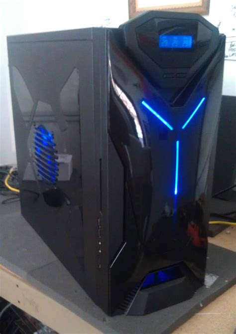 amd  core custom gaming pc computer gb ram ssd gb
