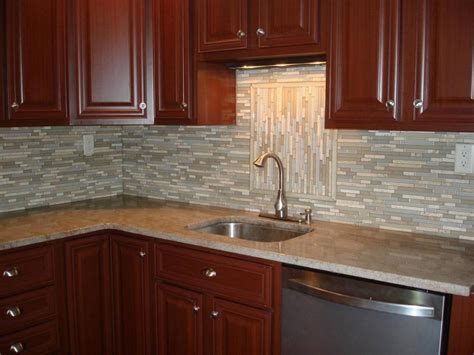Considering Some Ideas In Kitchen Backsplashes Kitchen Kitchen Backsplash Ideas Pictures