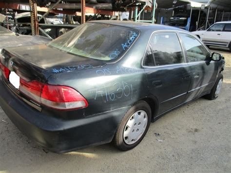 2000 honda accord lx parts 2000 honda accord lx green 2 3l vtec at a16351 rancho