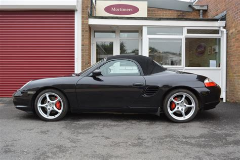 Used Porsche Boxster S by Used 2004 Porsche Boxster S For Sale In West Sussex