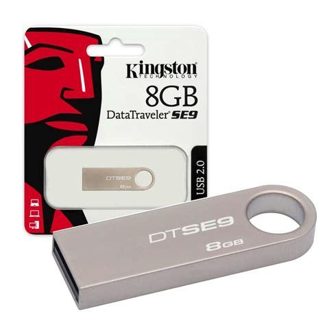 Usb 8 Gb memoria usb kingston data traveler 8gb 250 ltima generaci 243 n