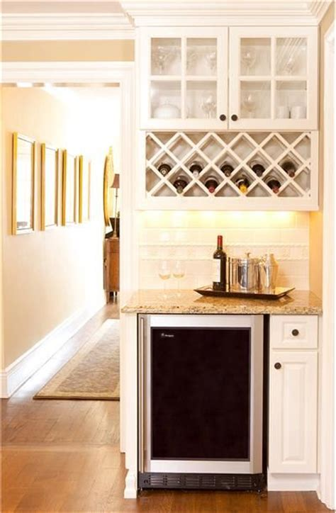 Kitchen Wine Rack Cabinet by 17 Best Ideas About Built In Wine Rack On Pinterest