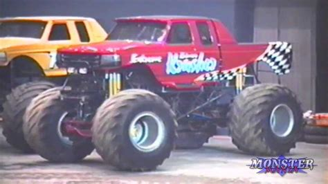 Krimson Krusher Monster Truck Savannah Ga Youtube