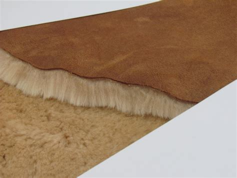 Sheepskin Upholstery Fabric by Genuine Leather Diy Material Real Sheepskin Diy Material