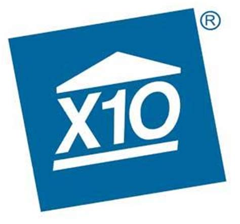 the x10 home automation protocol specs and history