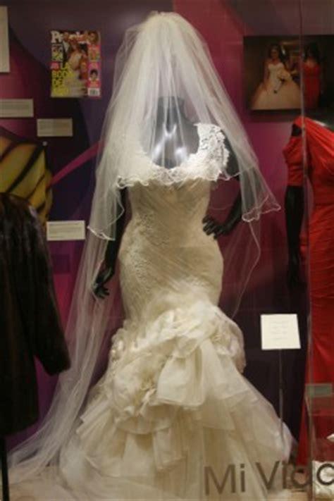 imagenes del vestido de novia de jenny rivera el museo grammy plasma recuerdos de jenni rivera latino