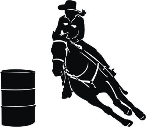 Barrel Racing Clip