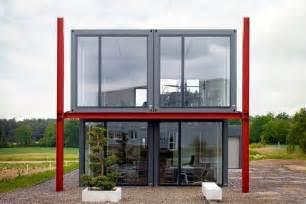 moderne architektur modulbau modulbauweise b 252 rocontainer