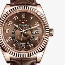 Rolex Daytona Chrono Leather Premium 位chrono24trusted seller出售勞力士 rolex new sky dweller