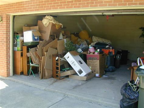 How To Clean Out Your Garage by Can A Junk Removal Service Help When Cleaning Out Your Garage