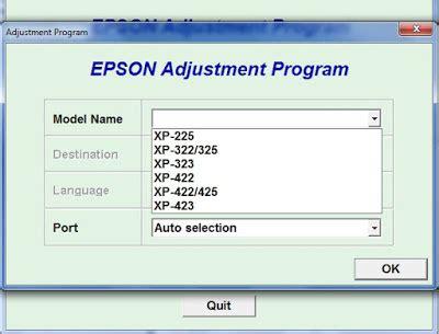 reset epson xp 400 download reset epson xp225 xp322 xp323 xp325 xp422 xp423