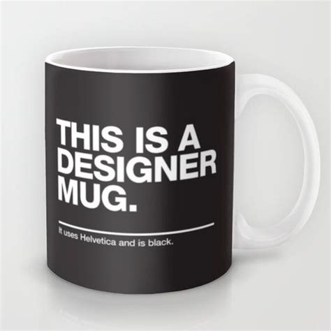 designer mug this is a designer mug black ux ui designer and words