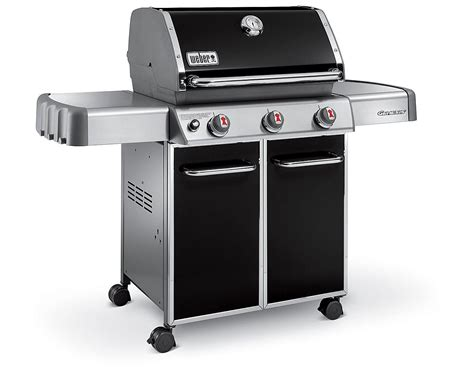 weber genesis e 310 gas grill review