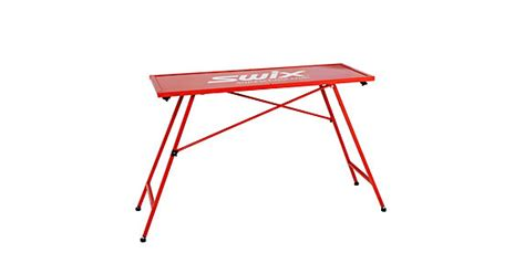 swix waxing table world cup 2017
