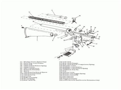 ar 15 parts diagram pdf ar 15 lower parts breakdown wiring diagrams repair
