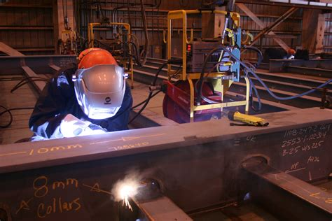 remote welding controls offer benefits in fabrication
