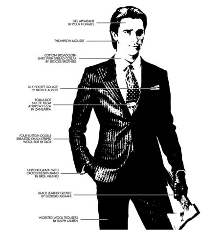 Patrick Bateman Meme - get a good one american psycho day of the dead the