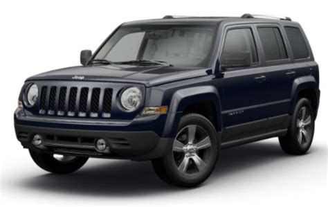 jeep patriot 2017 blue 2017 jeep patriot exterior color options