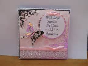 personalised 65th birthday card s 65th