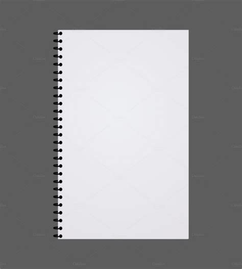 8 Notebook Paper Templates Free Sle Exle Format Download Free Premium Templates Spiral Notebook Template For Microsoft Word