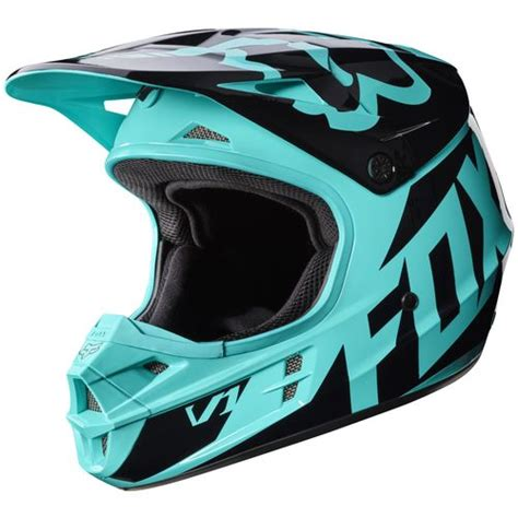 Fox Racing V1 Race Helmet Revzilla