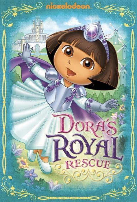misteri film dora the explorer movie poster for dora the explorer dora s royal rescue