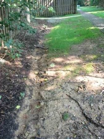 how to stop water runoff from neighbors yard solving drainage and erosion problems a guide for