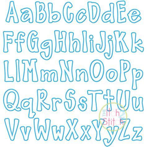 font pattern html barnyard applique font