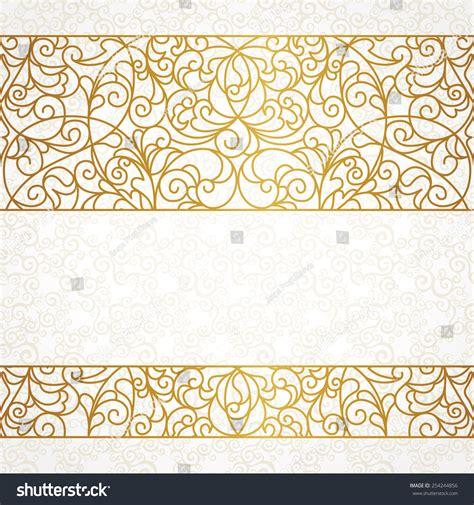 wedding golden border wedding card golden borders www pixshark images