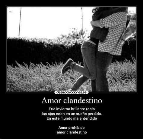 Imagenes Amor Clandestino | amor clandestino desmotivaciones