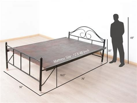 Iron Single Bed Frame Niles Iron Frame 6x4 Single Bed Buy And Sell Used Niles Iron Frame 6x4 Single Bed In