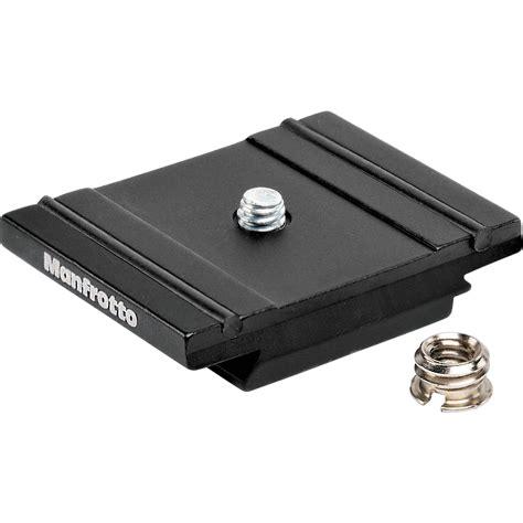 manfrotto plate manfrotto 200pl pro aluminium plate 200pl pro b h photo
